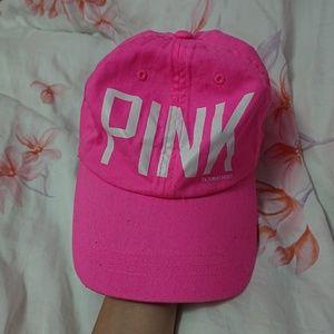 Victoria's Secret Pink Baseball Cap Hat